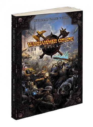 WARHAMMER ONLINE: AGE OF RECKONING By Searle, Mike (Author) Paperback on 15-Sep-2008