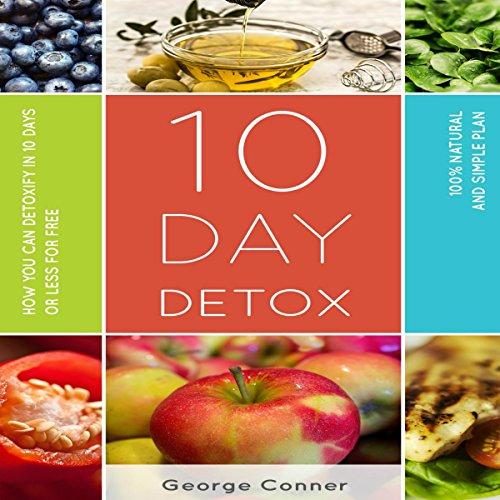 10 Day Detox audiobook cover art