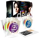 "【Amazon.co.jp限定】dele(ディーリー)Blu-ray PREMIUM ""undeleted"" EDITION【8枚組】"