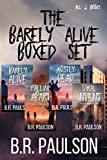 Barely Alive Boxed Set: All four books! (English Edition)