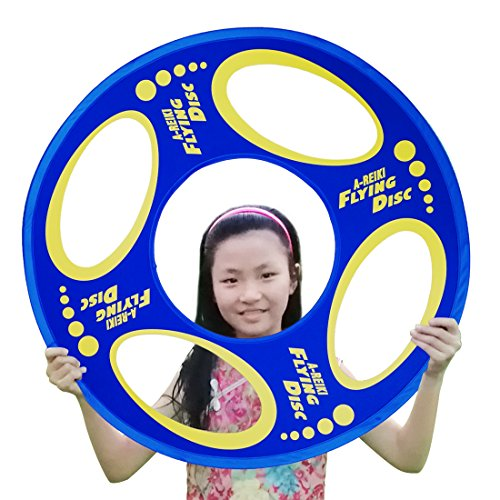 AREIKI Frisbee for Adult Kids Flying Disc Outdoor Play