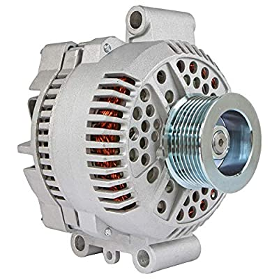 Db Electrical Afd0070 Alternator Compatible With/Replacement For Ford Truck Explorer Ranger 130 Amp 92 93 94 95 96 97 98 02 03, 7.3L Ford F150 F250 F350 PICKUP 95-98, Van 95 96 97 98 02 03