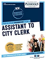 Assistant to City Clerk (Career Examination)