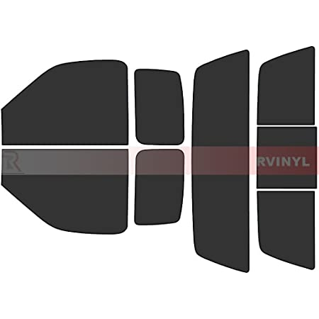 5/% 2 Door SuperCab Rtint Window Tint Kit for Ford F-150 2004-2008 - Complete Kit