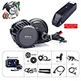 8FUN Bafang 1000W Mid Drive Motor 48V BBSHD Electric Mid Motor Kit for Mountain Bike Road Bike Upgrade