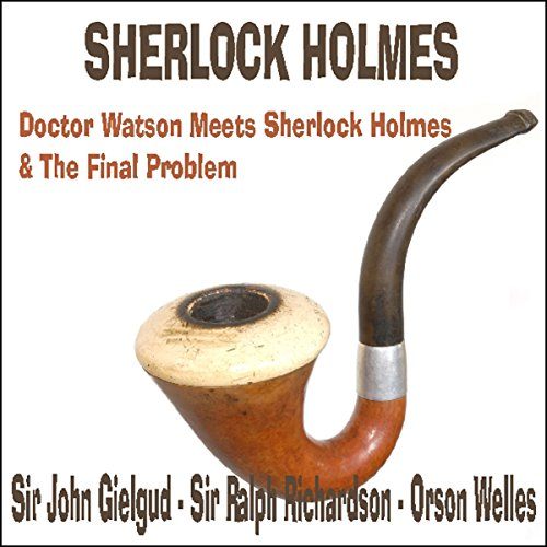 Doctor Watson Meets Sherlock Holmes & The Final Problem audiobook cover art