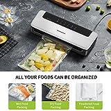 Zoom IMG-2 bonsenkitchen macchina sottovuoto per alimenti