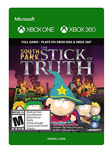 South Park: The Stick of Truth - Xbox 360 / Xbox One [Digital Code]