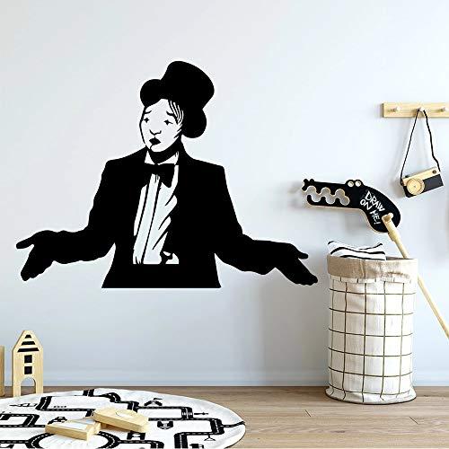 Feo decoración del hogar sala de estar dormitorio decoración del hogar habitación de niños dormitorio etiqueta de la pared decoración
