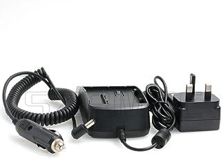 SZRMCC UK Plug GKL311 batteriladdare för Leica GEB211 GEB212 GEB221 GEB222 GEB241 GEB242 GEB331 GEB371 batterier