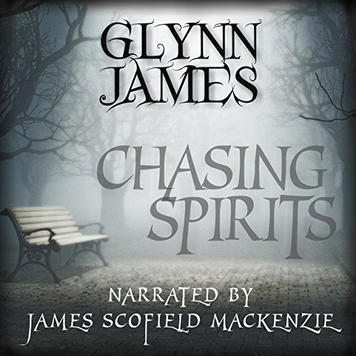 Chasing Spirits audiobook cover art