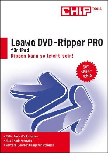 Preisvergleich Produktbild Leawo DVD Ripper PRO für iPad