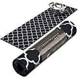 Trivetrunner:Decorative Trivet and Kitchen Table Cover Handles Heat Up to 300 F Protects Counte…