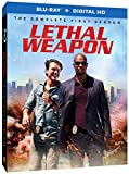 Warner Brothers Lethal Weapon: The Complete First Season (Blu-ray)