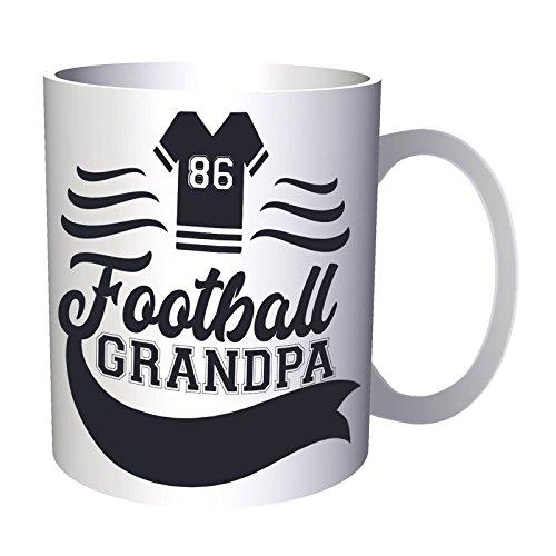 INNOGLEN Football Grand-père 33 cl Tasse t913