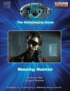 Babylon 5: Bounty Hunter (Babylon 5 (Mongoose Publishing))