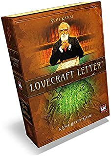 Best lovecraft letter board game Reviews