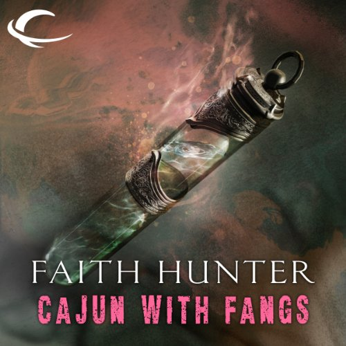 Cajun with Fangs audiobook cover art