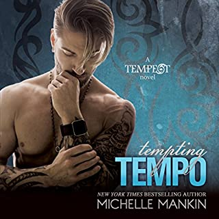 Tempting Tempo audiobook cover art