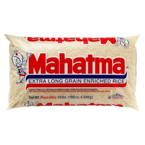 Mahatma Extra Long Grain Enriched Rice, 160 oz