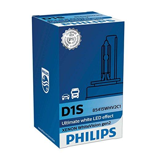 Philips 85415WHV2C1 Effet LED, lumière régulière blanche