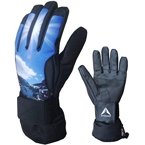 attono snowboardhandschoenen ski- snowboard carving handschoenen professionele skihandschoenen