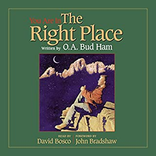 You Are in the Right Place audiobook cover art