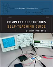 Complete Electronics Self-Teaching Guide with Projects PDF