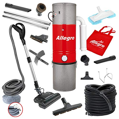 Our #4 Pick is the Allegro MU4500 Champion Central Vacuum