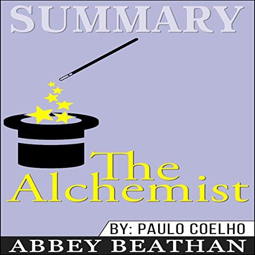 Summary: The Alchemist audiobook cover art