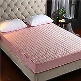 Matratzenschoner |Auflage zum Schutz der Matratze Gesteppter Tagesdeckenschutz