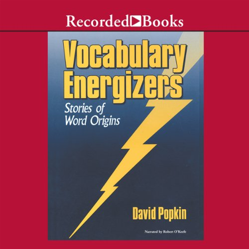 Vocabulary Energizers: Volume 1 cover art