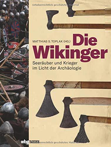Buchseite und Rezensionen zu 'Die Wikinger ' von  Matthias Toplak