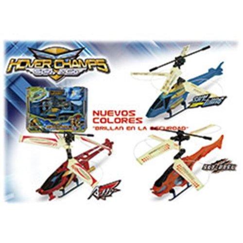 Giochi Preziossi 81850 - Hover Champs Helicoptero radiocontrol 15cm (surtido: colores aleatorios)