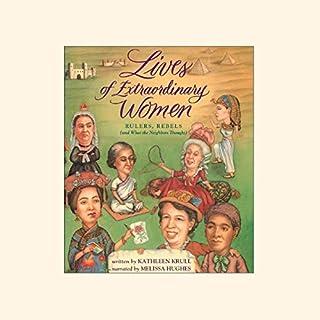 Lives of Extraordinary Women audiobook cover art