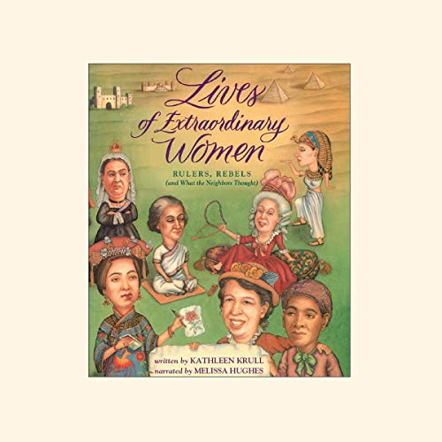 Lives of Extraordinary Women Titelbild