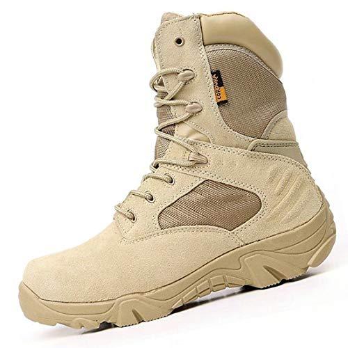 Botas de Invierno para Hombre, Zapatillas de Senderismo Trekking Zapatillas Zapatillas de...
