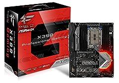 Supports AMD TR4 Socket Ryzen Threadripper Series CPUs IR Digital PWM, 11 Power Phase & Dr. MOS 7.1 CH HD Audio (Realtek ALC1220 Audio Codec), Supports DTS Connect 8 SATA3, 3 Ultra M.2 (PCIe Gen3 x4 & SATA3).Supports Bluetooth 4.2 / 3.0 + High speed ...