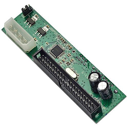 MENGS 2.5 / 3.5 Festplatte Serien SATA auf ATA IDE PATA Card 40 Pin Konverter Adapter