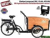 Lastenrad E-Bike  Plezier E auf elektro-fahrzeug-kaufen.de ansehen