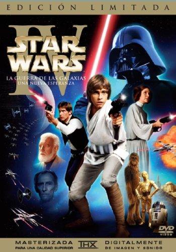Star Wars: Episodio IV - La Guerra De Las Galaxias (Edición Especial) [DVD]