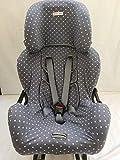 moon-bebe Funda para silla de coche Klippan Kiss 2 Y KLIPPAN