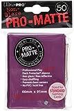 Ultra Pro - 330733 - Jeu De Cartes - Housse De Protection - Pro-Matte - Blackberry -...