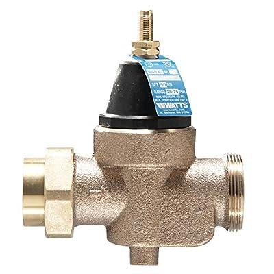 Water Pressure Regulator Reducing Valve by Watts Water Technologies