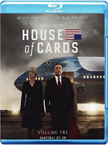 House Of Cards - Stagione 03 (4 Blu-Ray) [Italia] [Blu-ray]