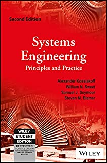 Systems Engineering Principles And Practice, 2Ed