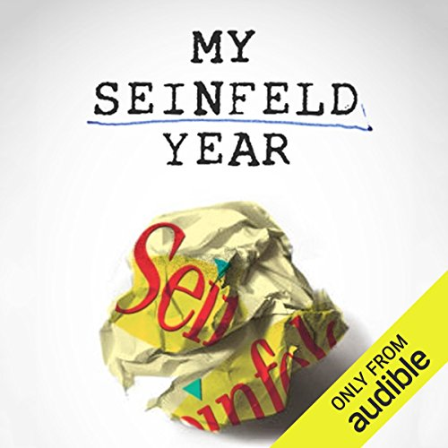 My Seinfeld Year audiobook cover art