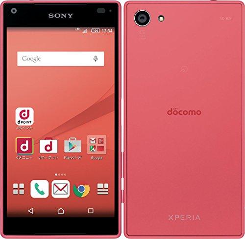 SONY(ソニー) Xperia Z5 Compact 32GB コーラル SO-02H docomoロック解除SIMフリー