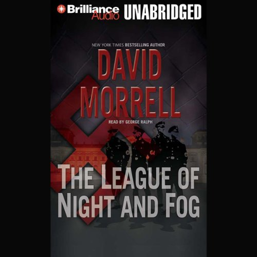 The League of Night and Fog  cover art
