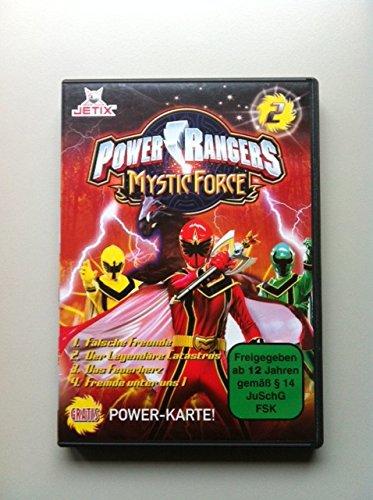 Power Rangers - Mystic Force